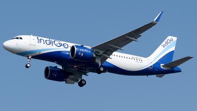 A picture of VTITS - Airbus A320271N - IndiGo - © Shrey Chopra