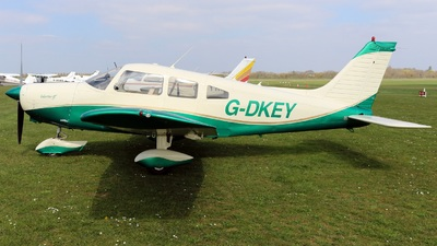 G-DKEY - Piper PA-28-161 Cherokee Warrior II - Private