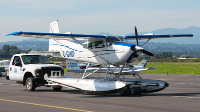 C-GINP - Cessna A185E Skywagon - Private