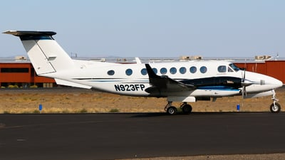 N923FP - Beechcraft B300 King Air 350 - Private