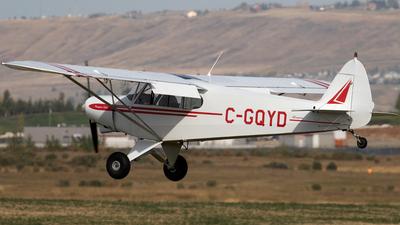 C-GQYD - Piper PA-18-150 Super Cub - Private