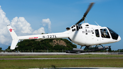 B-727L - Bell 505 Jet Ranger X - China Southern Airlines General Aviation