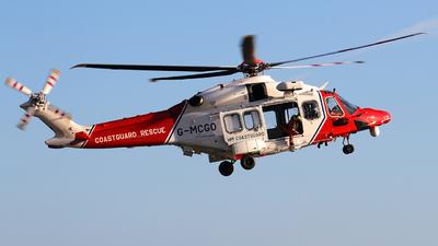 G-MCGO - Agusta-Westland AW-189 - Bristow Helicopters