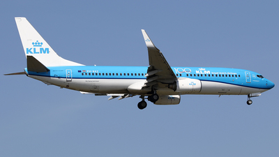 A picture of PHBXZ - Boeing 7378K2 - KLM - © Jeroen Stroes