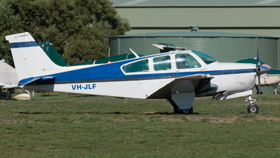 VH-JLF - Beechcraft F33C Bonanza - Private