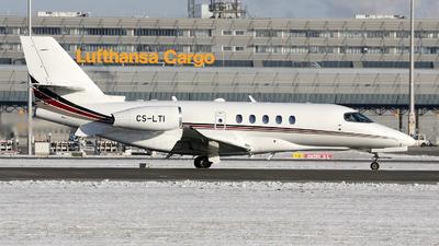A picture of CSLTI - Cessna 680A Citation Latitude - NetJets - © Stefan Mayer