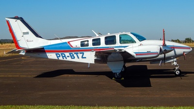 PR-BTZ - Beechcraft 58 Baron - Private