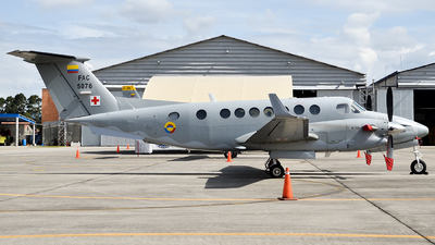 FAC5076 - Beechcraft B300 King Air 350 - Colombia - Air Force