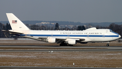 73-1677 - Boeing E-4B - United States - US Air Force (USAF)