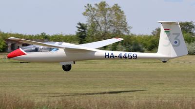HA-4459 - SZD 48-3 Jantar Standard III - Aero Club - Malév