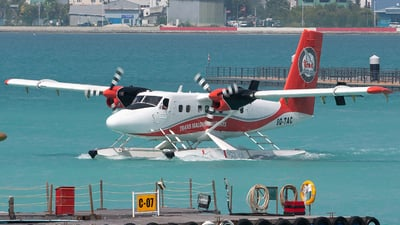 8Q-TAC - De Havilland Canada DHC-6-300 Twin Otter - Trans Maldivian Airways