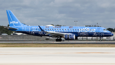 N304JB - Embraer 190-100IGW - jetBlue Airways