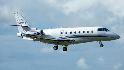 N812FT - Gulfstream G200 - Private