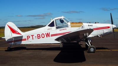PT-BOW - Piper PA-25-260 Pawnee C - Private