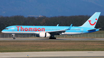 G-BYAX - Boeing 757-204 - Thomson Airways
