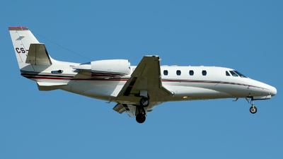 A picture of CSDXP - Cessna 560XL Citation XLS - NetJets Europe - © Marcello Galzignato - Tuscan Aviation