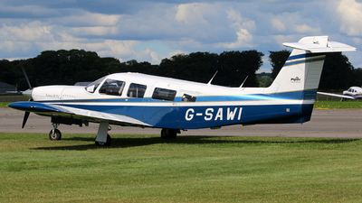 A picture of GSAWI - Piper PA32RT300 - [32R7887069] - © Brian T Richards