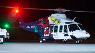 VH-XIW - Agusta-Westland AW-139 - LifeFlight Australia