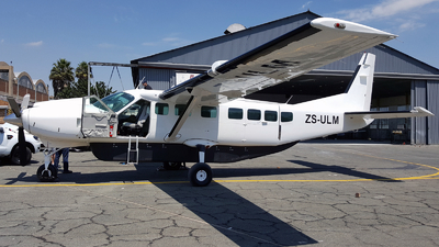 ZS-ULM - Cessna 208B Grand Caravan - Ultimate Air