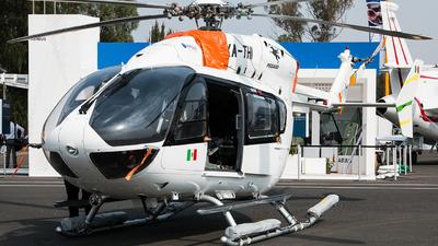 XA-THI - Eurocopter EC 145 - Transportes Aéreos Pegaso