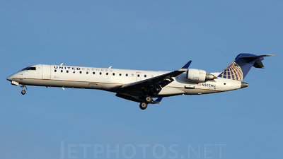 N502MJ - Bombardier CRJ-701ER - United Express (Mesa Airlines)