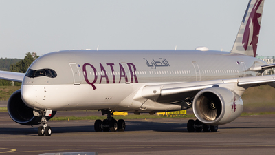 A picture of A7AMI - Airbus A350941 - Qatar Airways - © Christian Ström - espoospotter