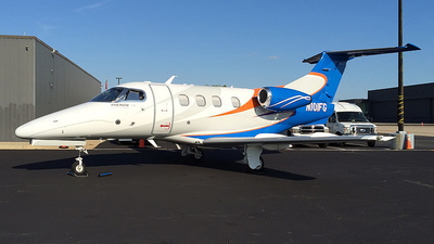 N101FG - Embraer 500 Phenom 100 - Private