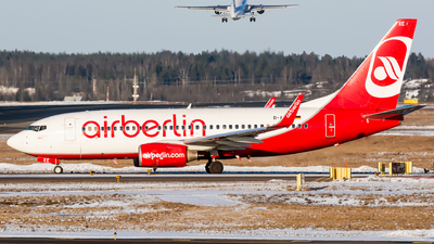 D-AHXE - Boeing 737-7K5 - Air Berlin