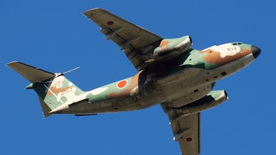68-1016 - Kawasaki C-1 - Japan - Air Self Defence Force (JASDF)