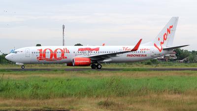 PK-LOF - Boeing 737-9GPER - Lion Air