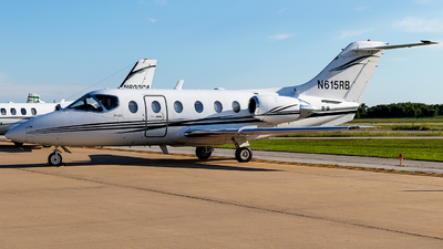 N615RB - Raytheon Hawker 400XP - Private