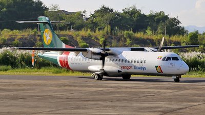 XY-AIM - ATR 72-212 - Yangon Airways