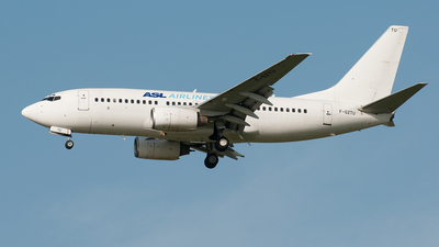 F-GZTU - Boeing 737-73V - ASL Airlines