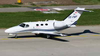 OE-FWF - Cessna 510 Citation Mustang - GlobeAir
