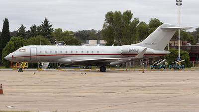 9H-VJF - Bombardier BD-700-1A10 Global 6000 - VistaJet