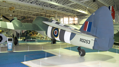 RD253 - Bristol Beaufighter TF.X - United Kingdom - Royal Air Force (RAF)