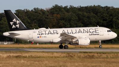 D-AIBJ - Airbus A319-112 - Lufthansa