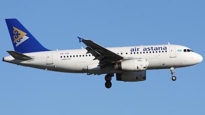 P4-YAS - Airbus A319-132 - Air Astana
