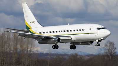 N736BP - Boeing 737-205(Adv) - Private
