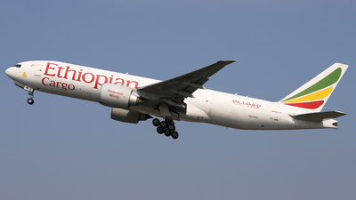 ET-ARK - Boeing 777-F60 - Ethiopian Cargo