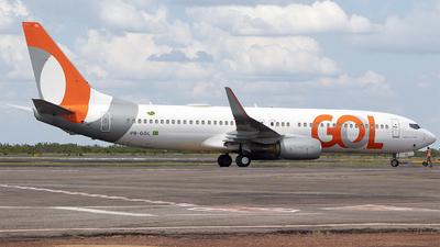 PR-GGL - Boeing 737-8EH - GOL Linhas Aereas