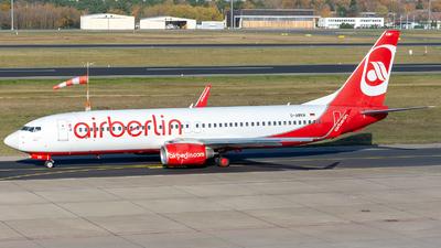 D-ABKM - Boeing 737-86J - TUIfly