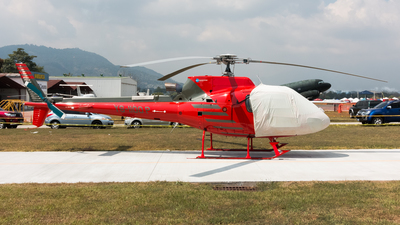 YS-1100P - Eurocopter AS 350B3 Ecureuil - Private
