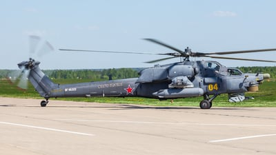 RF-95322 - Mil Mi-28N Havoc - Russia - Air Force