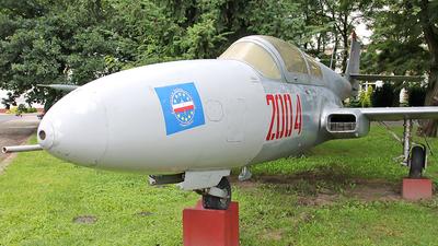 2004 - PZL-Mielec TS-11 Iskra - Poland - Air Force
