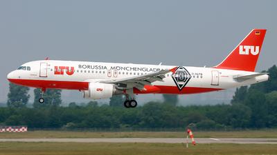 D-ALTB - Airbus A320-214 - LTU