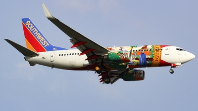 N945WN - Boeing 737-7H4 - Southwest Airlines