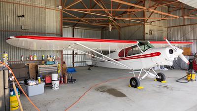 N9082D - Piper PA-18A-150 Super Cub - Private