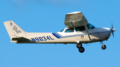N9834L - Cessna 172P Skyhawk - United States - US Air Force Civil Air Patrol