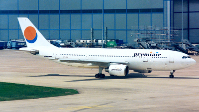 OY-CNL - Airbus A300B4-120 - Premiair